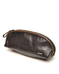berba Soft - Kosmetiktasche in schwarz-taupe