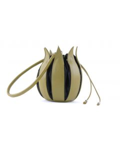 bylin Tulip - Handtasche in lime-structure