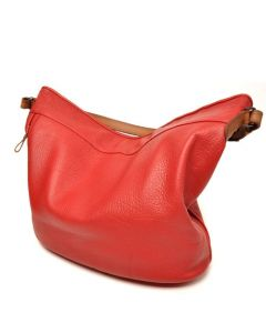 berba Chamonix - Schultertasche in rot