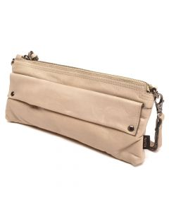 berba Basel - clutch in taupe