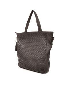 BARBAROSSA Nastri - Handtasche in black