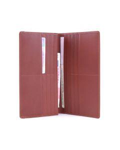 BREE - Times 108 - Brieftasche in cognac