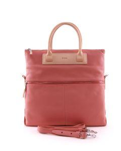 BREE Brigitte 21 - Businesstasche in pink / nude