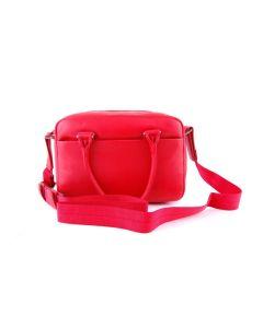 BREE Sleeve 9 - Handtasche in lipstick red