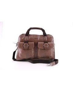 BREE Florenz 3 - Damen Business Tasche in stone