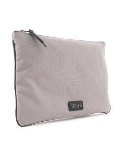 BREE Limoges 6 - Clutch in light grey / black