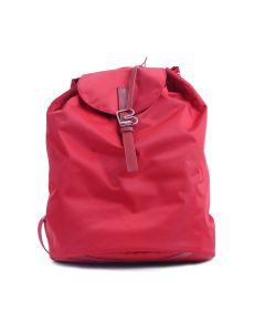 BREE Collection X 8 - Rucksack in dark red