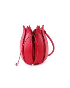 bylin Tulip - Handtasche in red / red