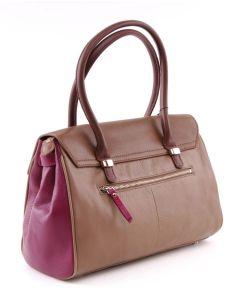 Cinque Fabiola - Handtasche in braun / violett