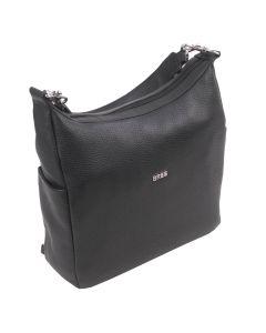 BREE Nola 10 - Rucksack / Schultertasche in black