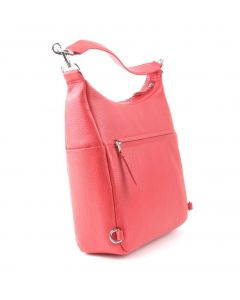 BREE Nola 10 - Rucksack / Schultertasche in massai red