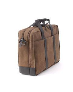 BREE  Punch Casual 67 - Businesstasche in beige / black coffee