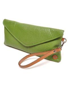berba Chamonix - Clutch (Unterarmtasche) in grün (Taschen)