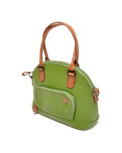 berba Chamonix - Handtasche in grün